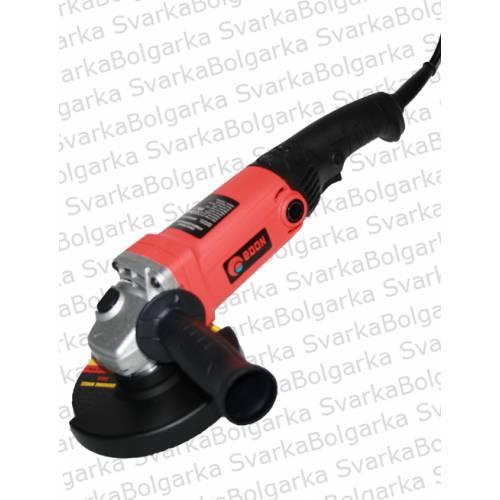 Болгарка (Угловая шлифмашина) Edon AG125 -HL1002 (с регулировкой оборотов)