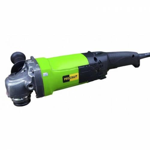 Болгарка ProCraft PW2200 ES (180 мм, плавный пуск, регулировка)
