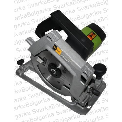 Дисковая пила (паркетка) ProCraft КR-2500