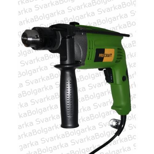 Ударная  электродрель Procraft PS-950