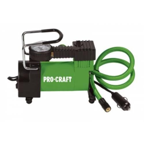 Компрессор воздушный автомобильный Procraft LK170