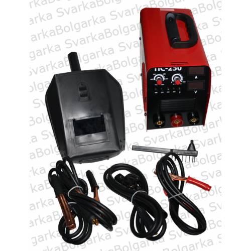 Пуско-зарядное устройство со сварочным аппаратом  Foton ПС-250