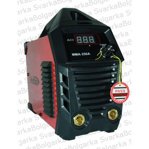 Сварочный аппарат Redbo MMA-250А (удлиненные кабеля)