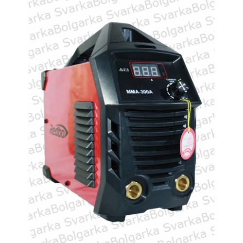 Сварочный аппарат Redbo MMA-300А (удлиненные кабеля)