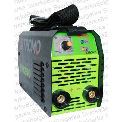 Инверторный сварочный аппарат Sтromo SW250